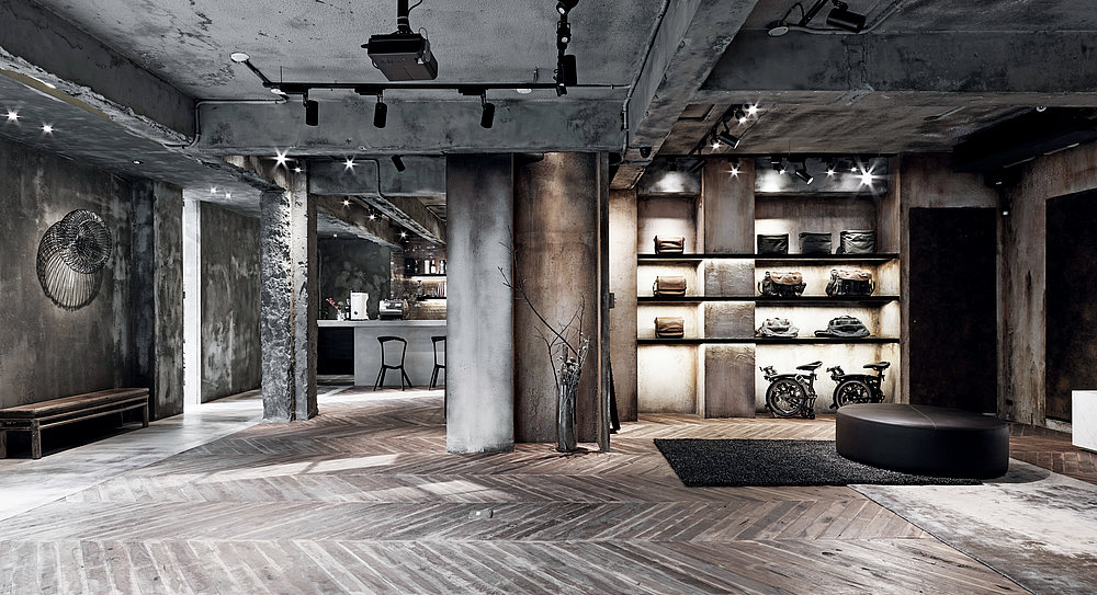 The W Space | Red Dot Design Award