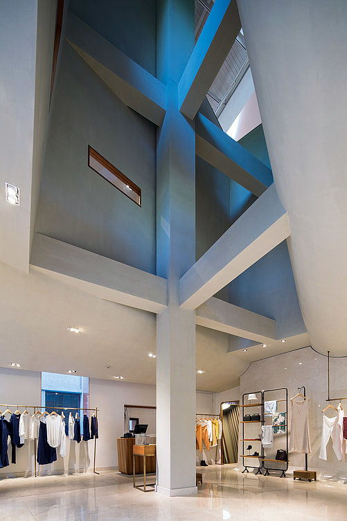 EXCEPTION  Hengshan Fang Store | Red Dot Design Award