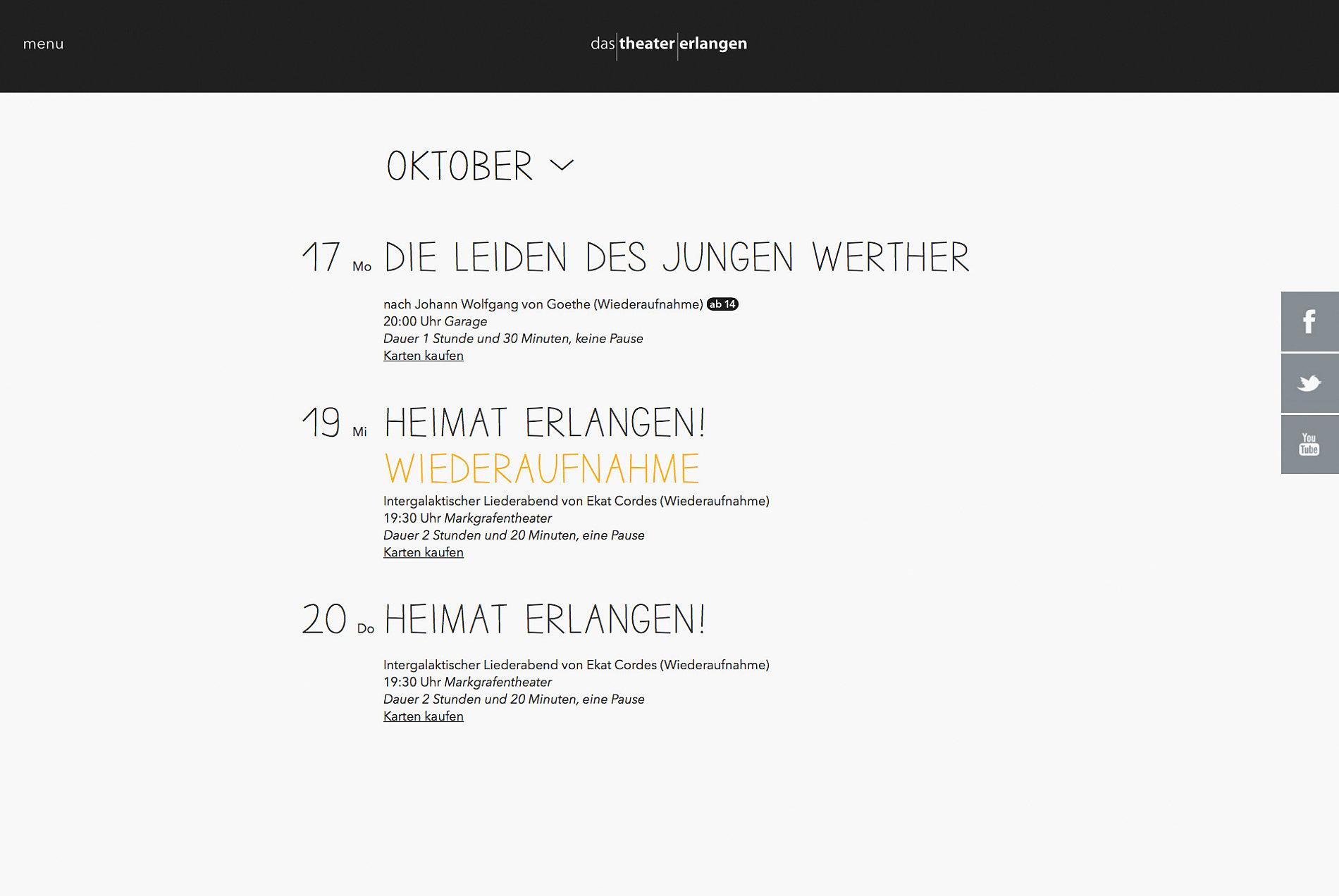 Theater Erlangen | Red Dot Design Award