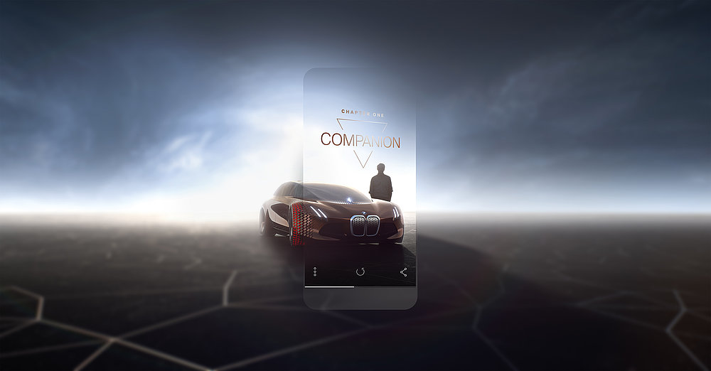 BMW 100 | Red Dot Design Award