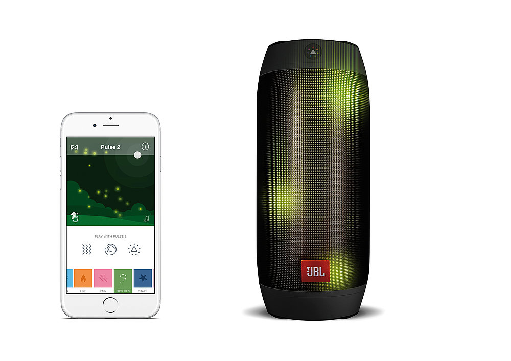 JBL Pulse 2   Red Dot Design Award