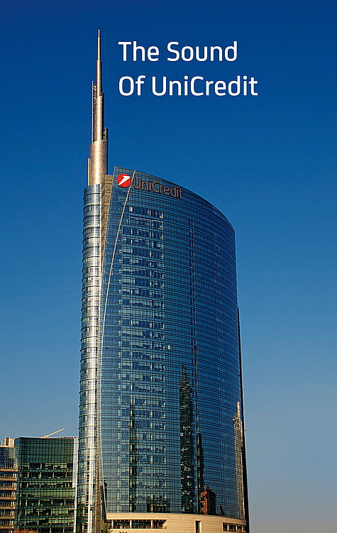 The Sound of UniCredit | Red Dot Design Award