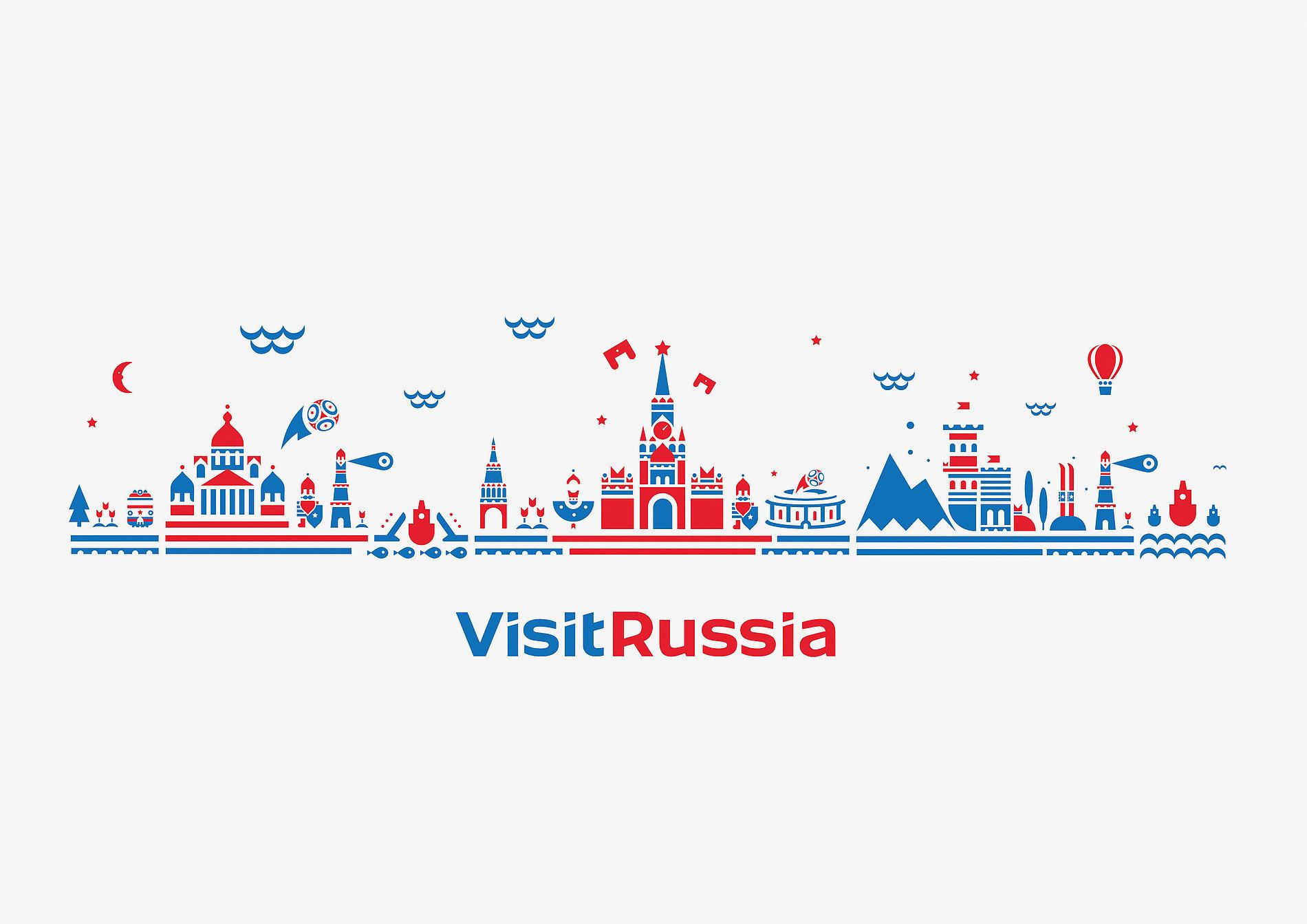 Visit Russia | Red Dot Design Award