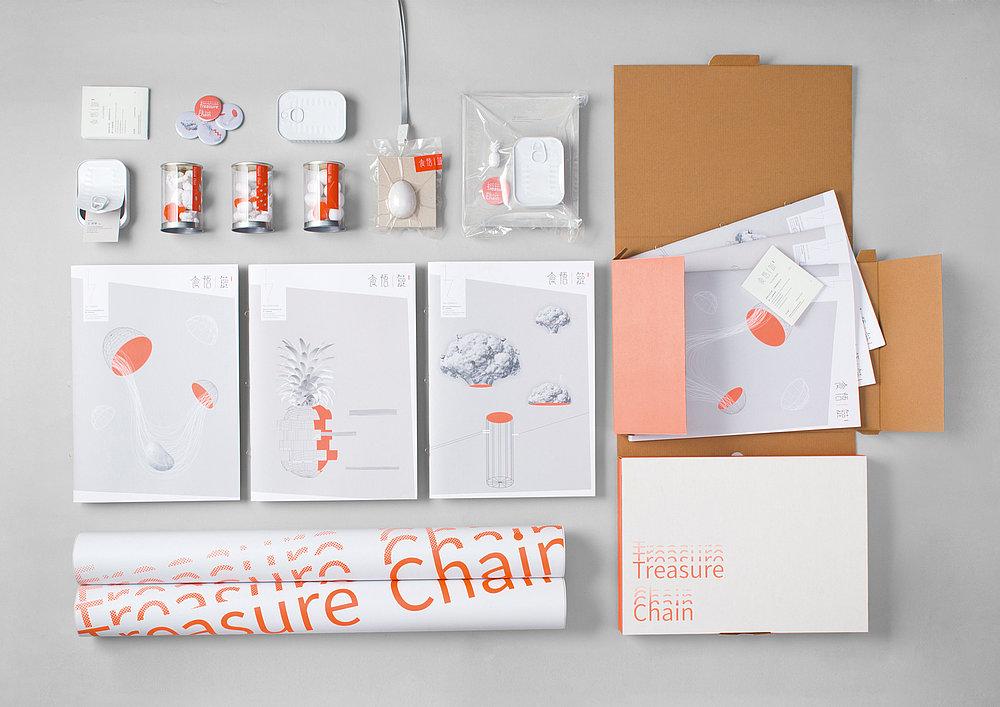 Treasure Chain | Red Dot Design Award