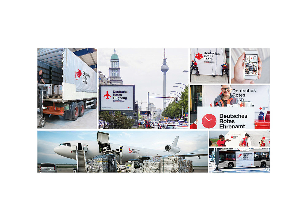 German Red Campaign | Red Dot Design Award