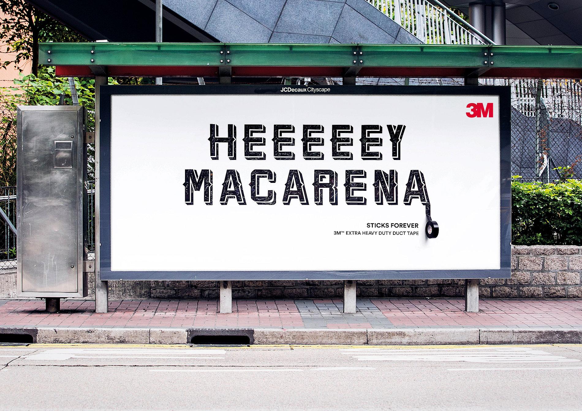 3M Forever Sticking Billboards | Red Dot Design Award