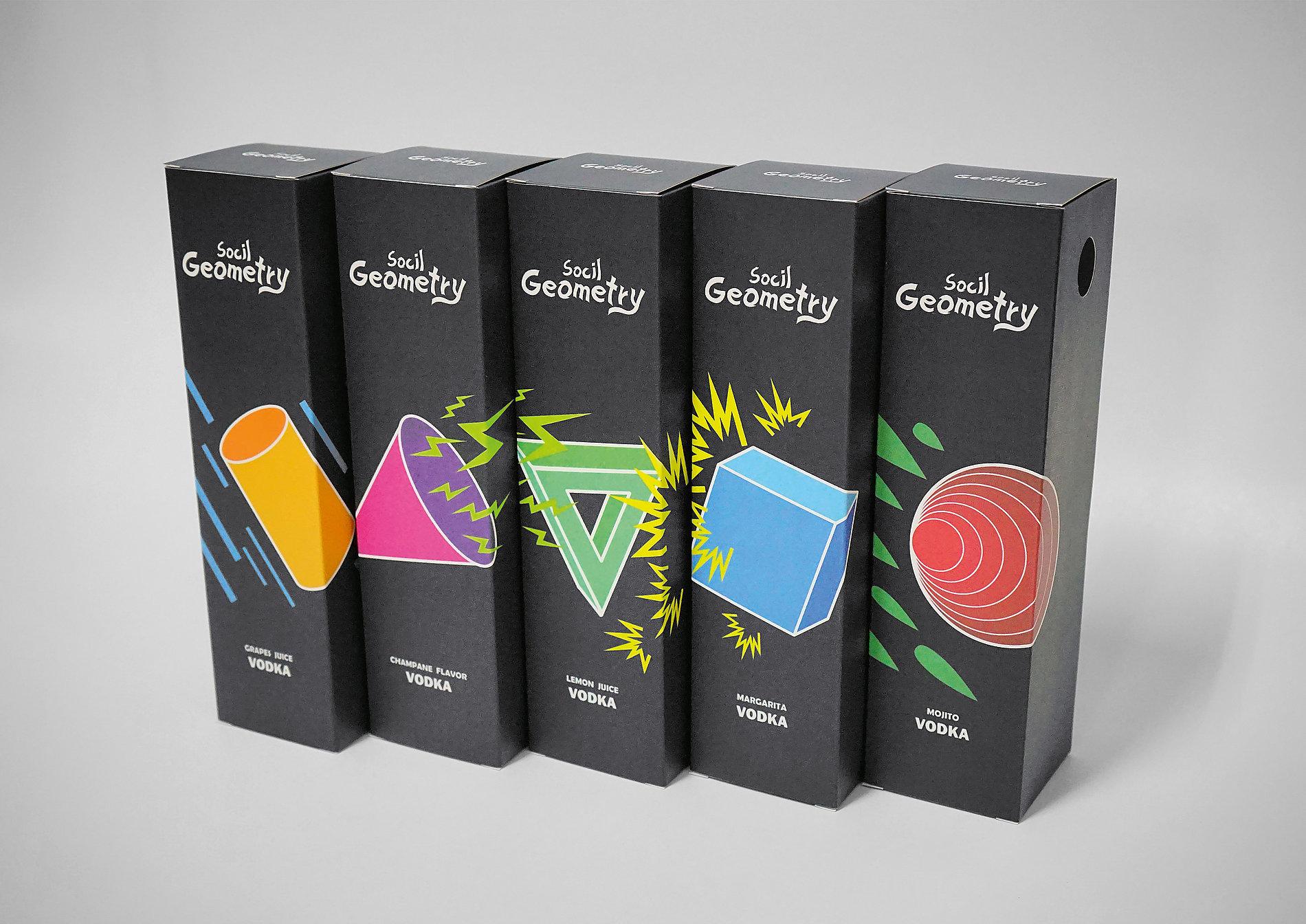 Social Geometry | Red Dot Design Award