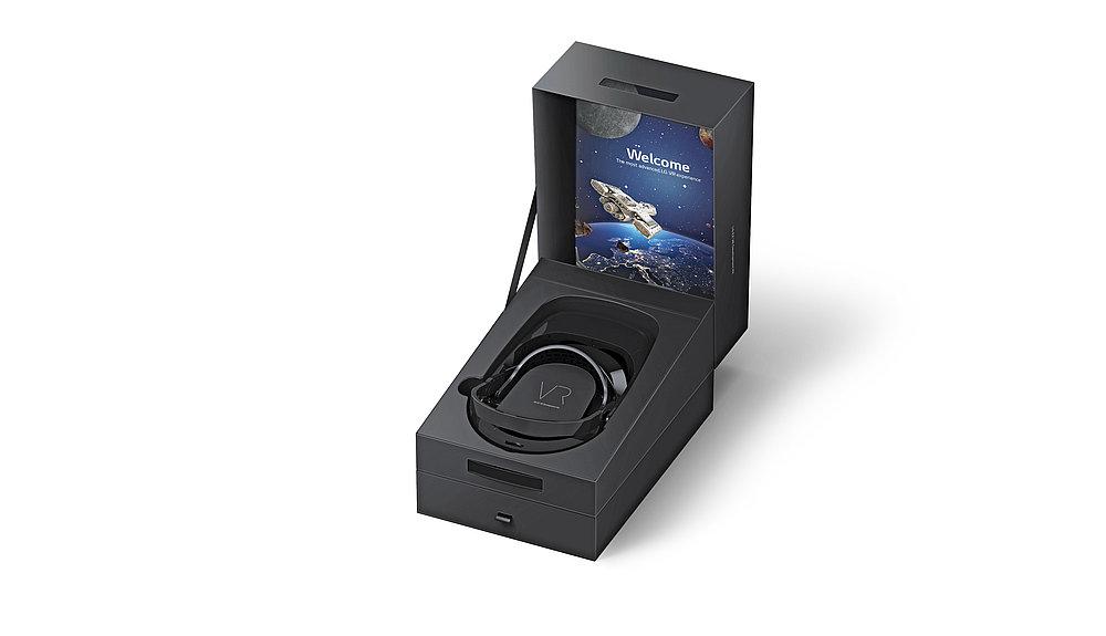 LG EZ VR Development Kit | Red Dot Design Award