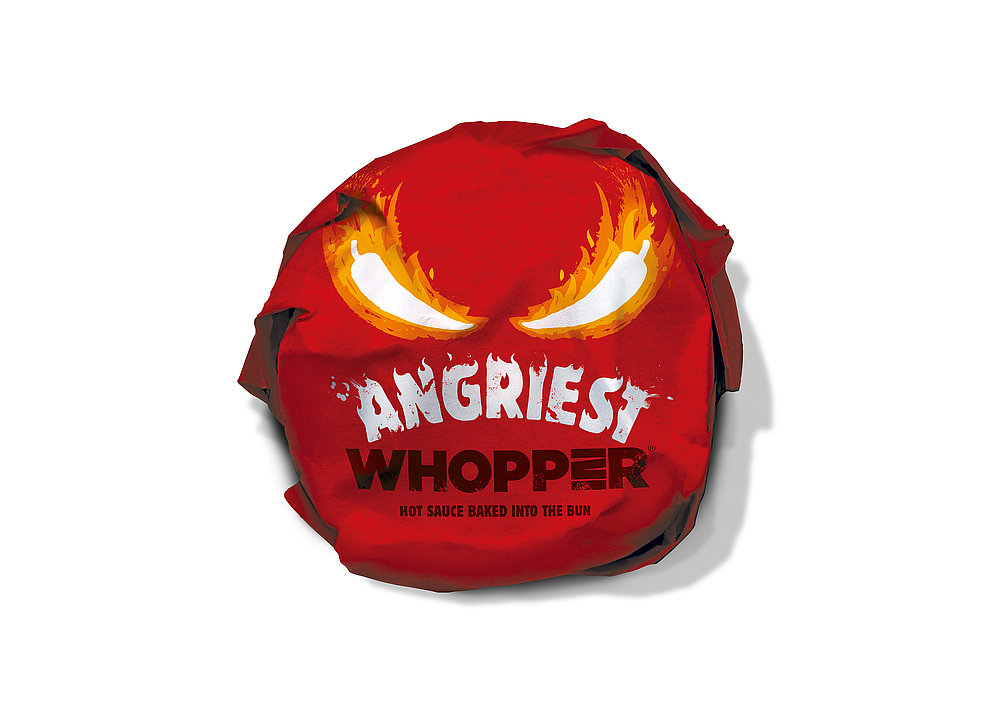 Burger King Halloween 2016 – Angriest Whopper | Red Dot Design Award
