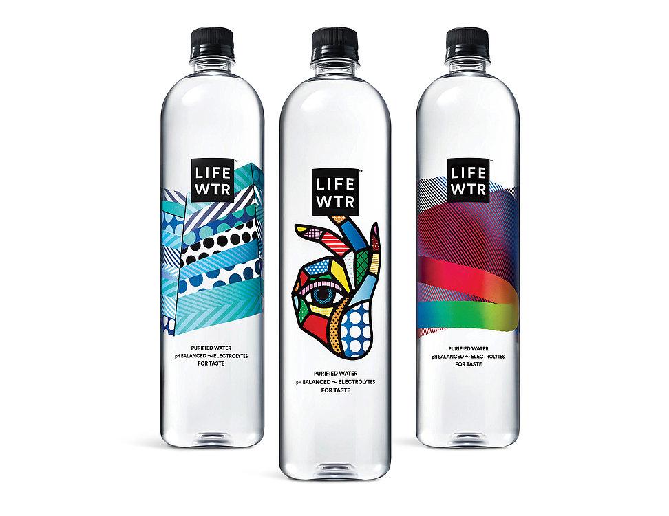 LIFEWTR: Series 1   Red Dot Design Award