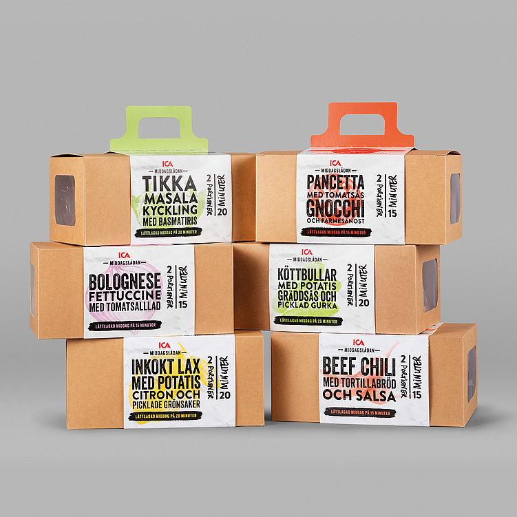 ICA Dinner Box | Red Dot Design Award