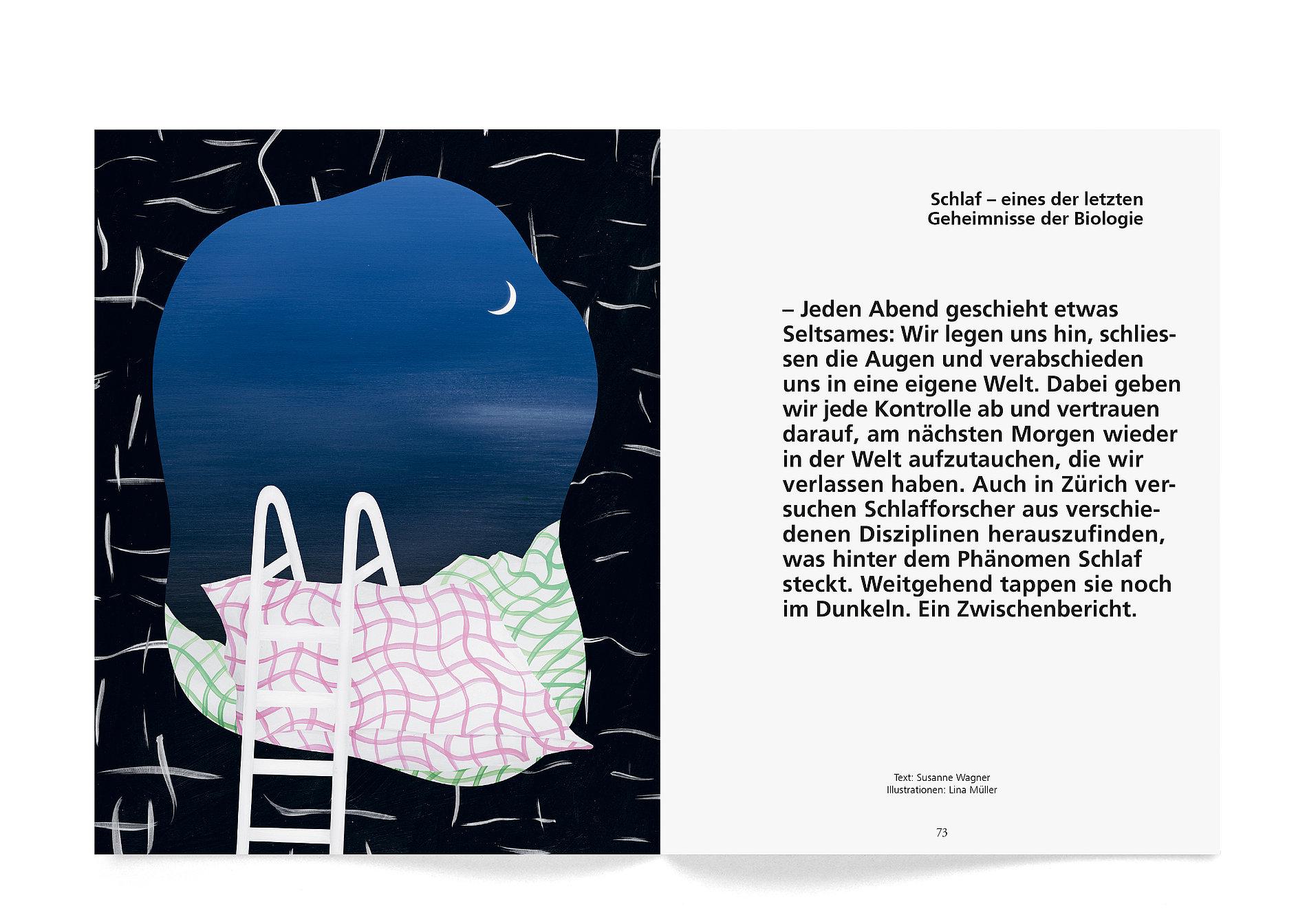Zürich bei Nacht Zurich by Night | Red Dot Design Award