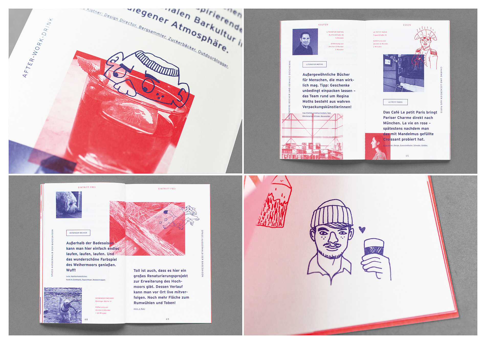 Zeichen & Wunder – 47 Perspectives   Red Dot Design Award