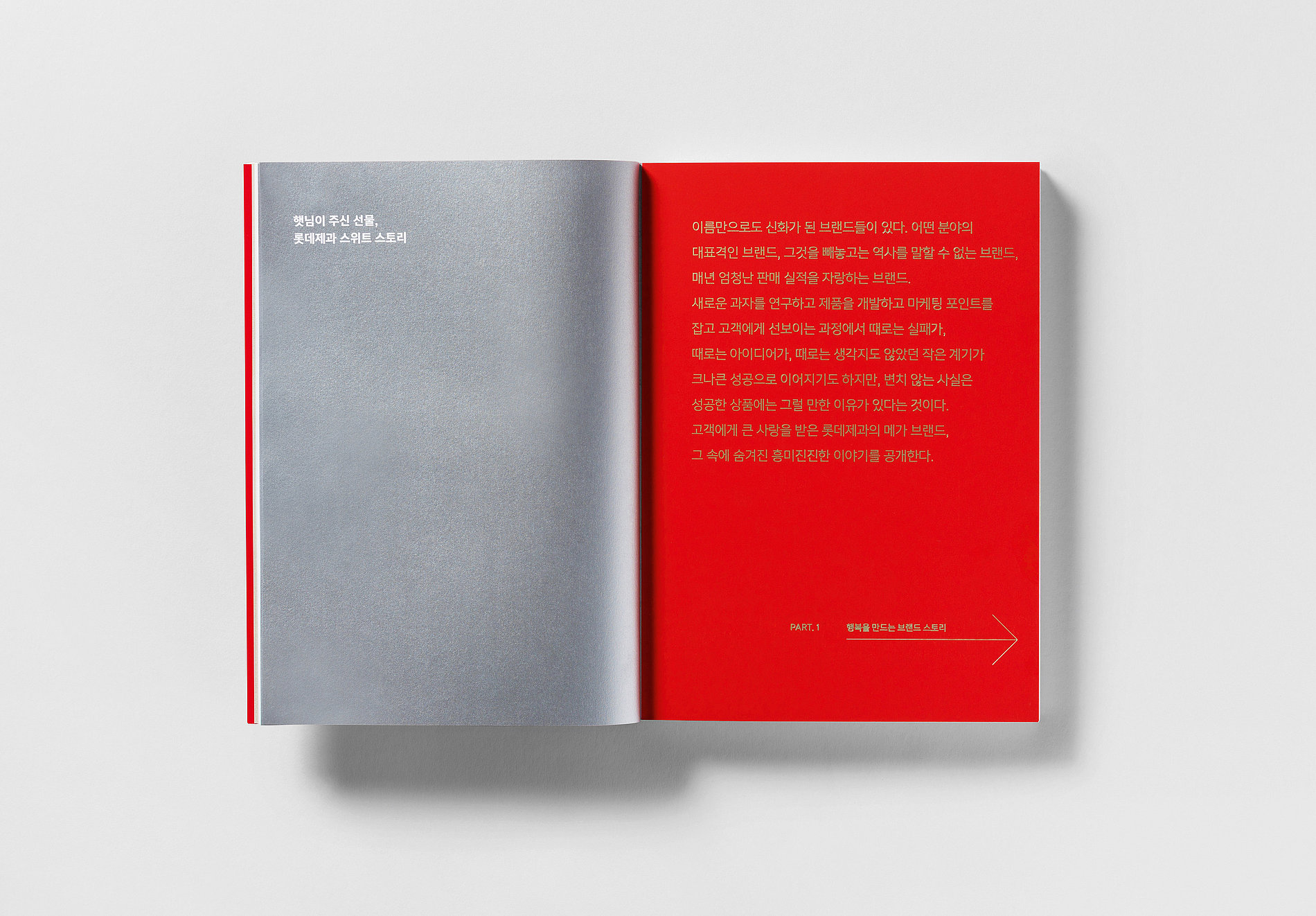 50 Years of LOTTE Confectionery   Red Dot Design Award