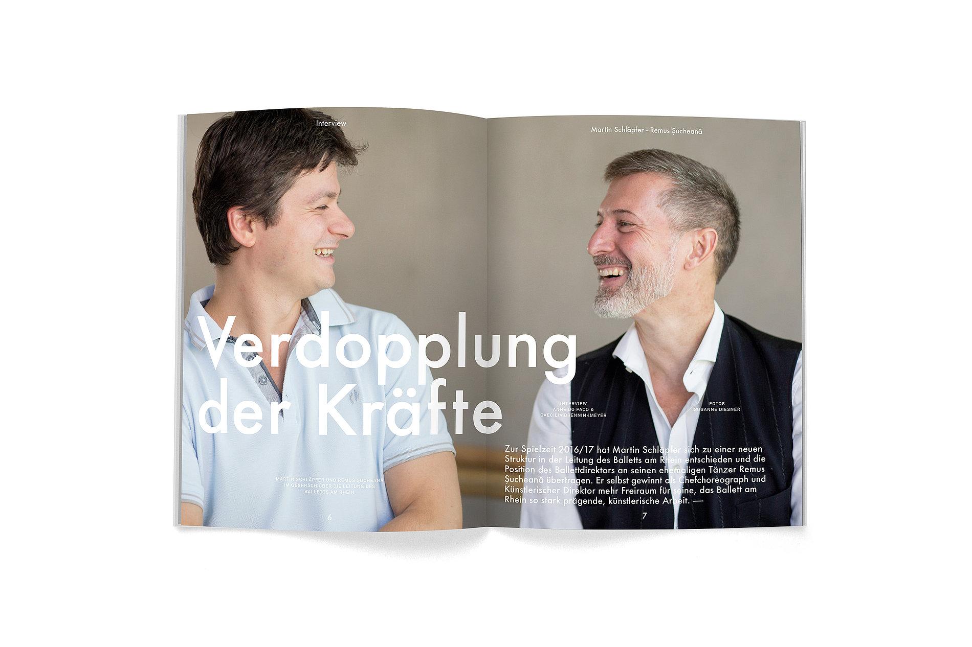 b – NO 7 Ballett am Rhein | Red Dot Design Award