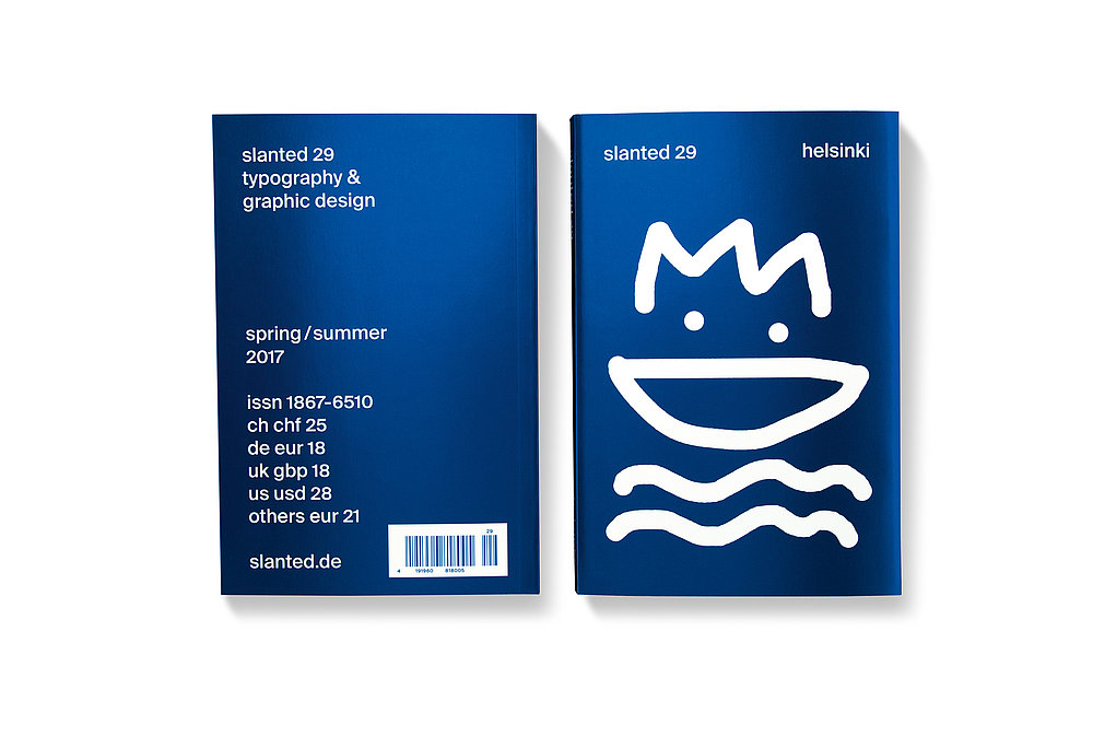 Slanted Magazine #29 – Helsinki | Red Dot Design Award
