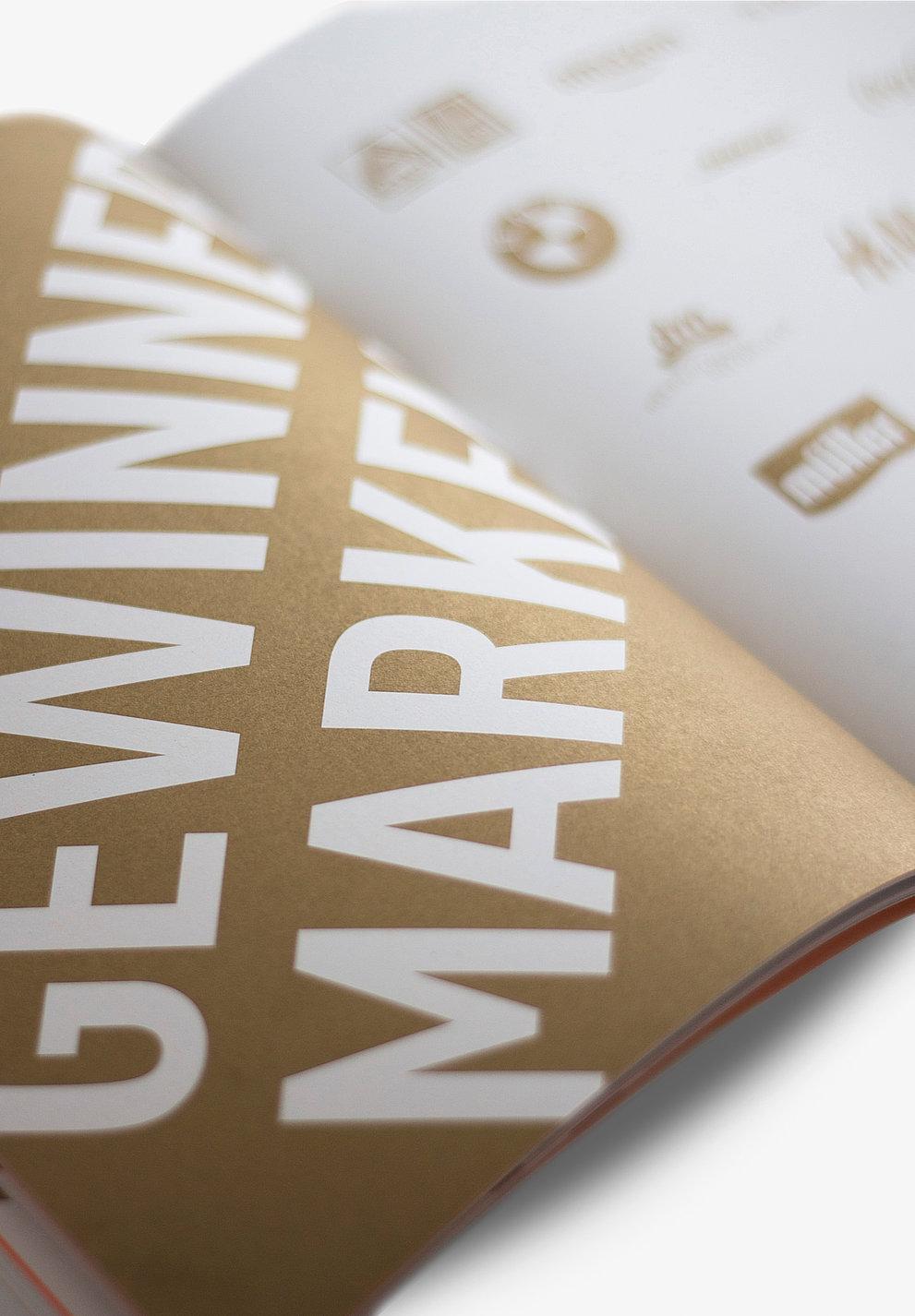 Brands Ahead #2   Red Dot Design Award