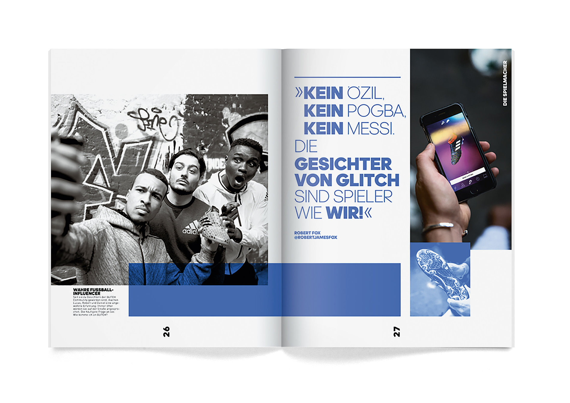 Permanecer de pié línea influenza  Red Dot Design Award: Calling All Creators – adidas Annual Report 2016
