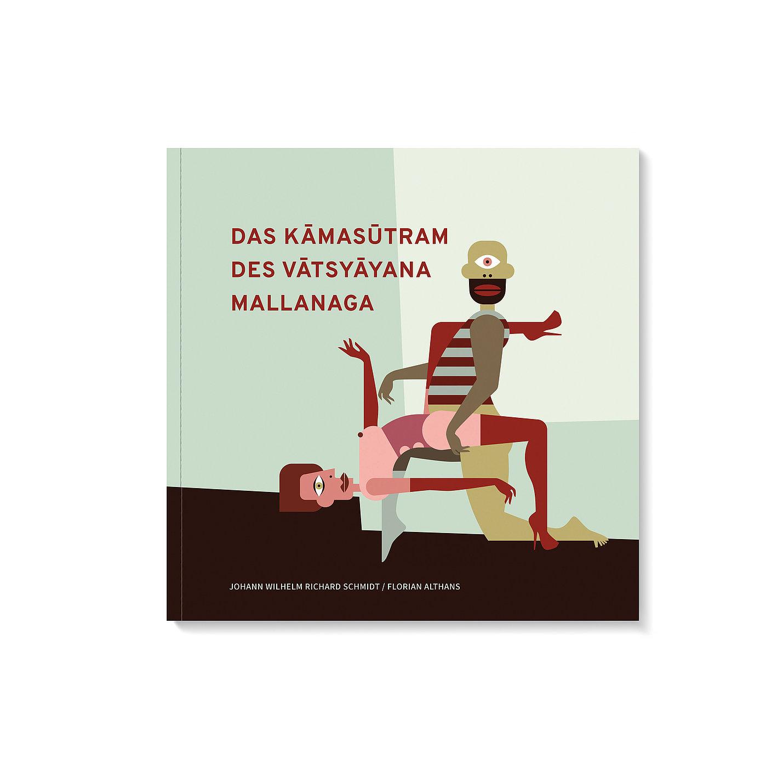 Das Kamasutram des Vatsyayana Mallanaga        <br>The Kamasutram of Vatsyayana Mallanaga | Red Dot Design Award