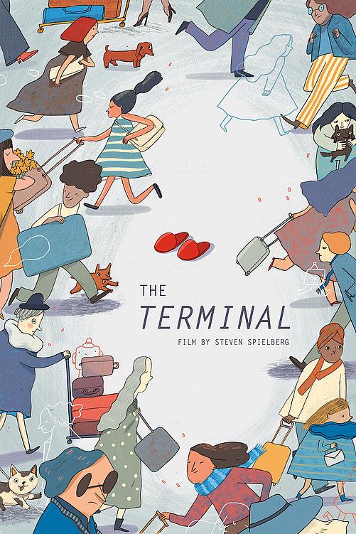 The Terminal   Red Dot Design Award
