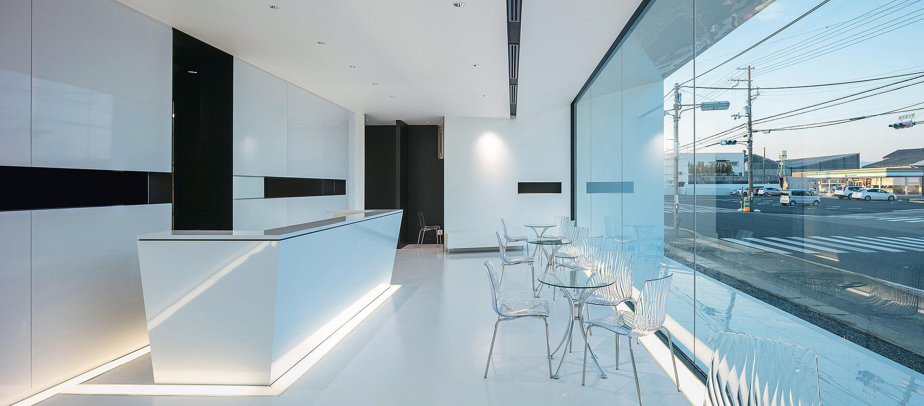 The Cutting Edge Pharmacy | Red Dot Design Award