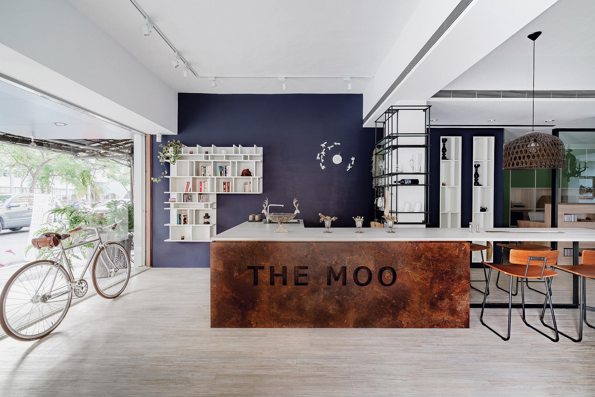 The Moo   Red Dot Design Award