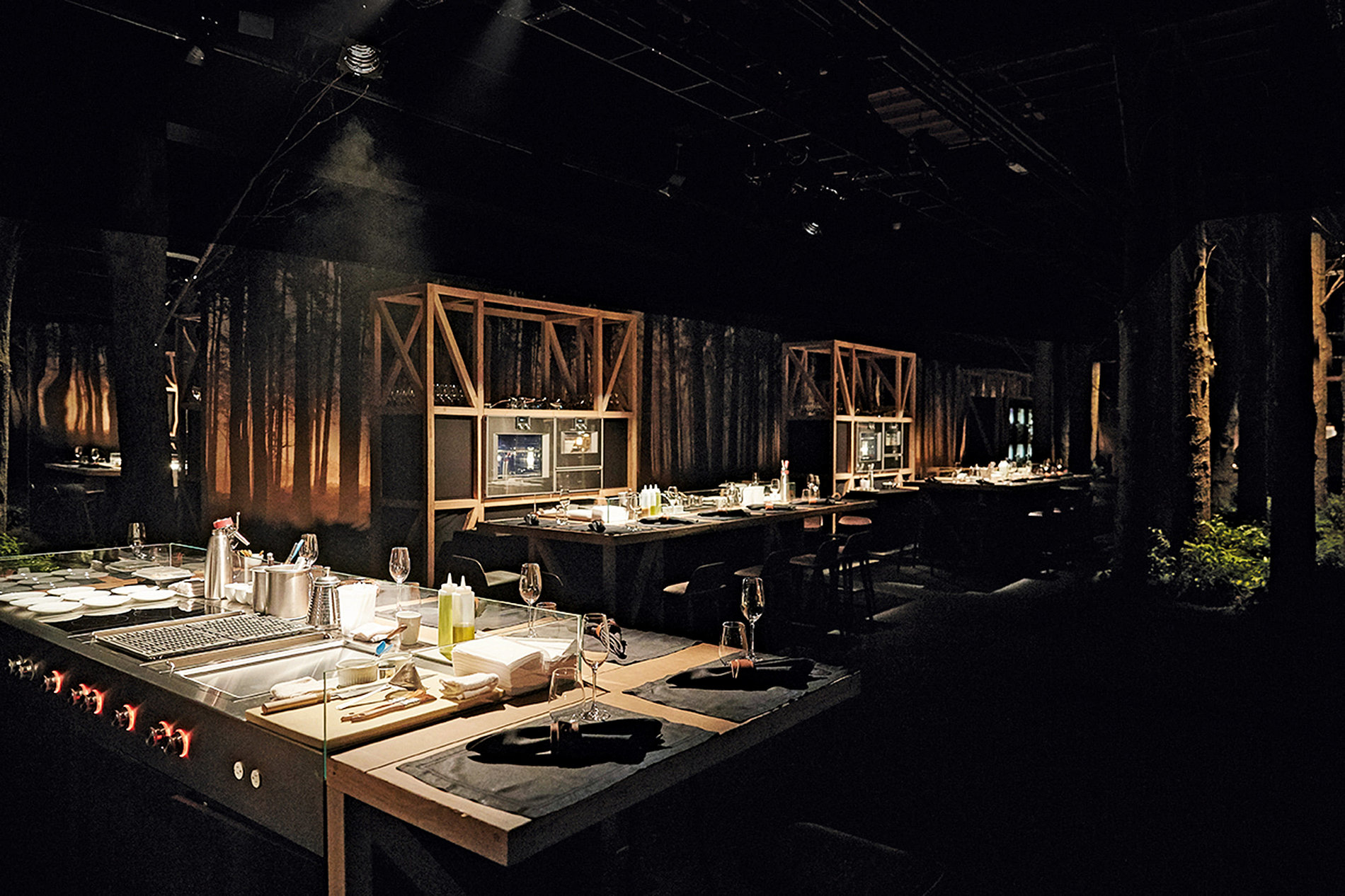 Gaggenau Restaurant 1683 | Red Dot Design Award