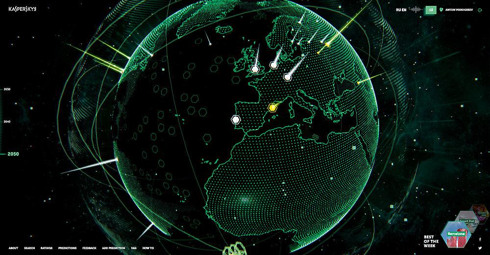 Earth 2050 | Red Dot Design Award
