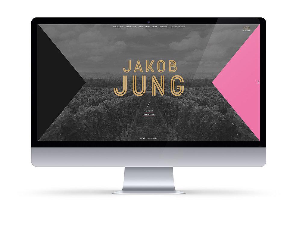 Jakob Jung Winery | Red Dot Design Award