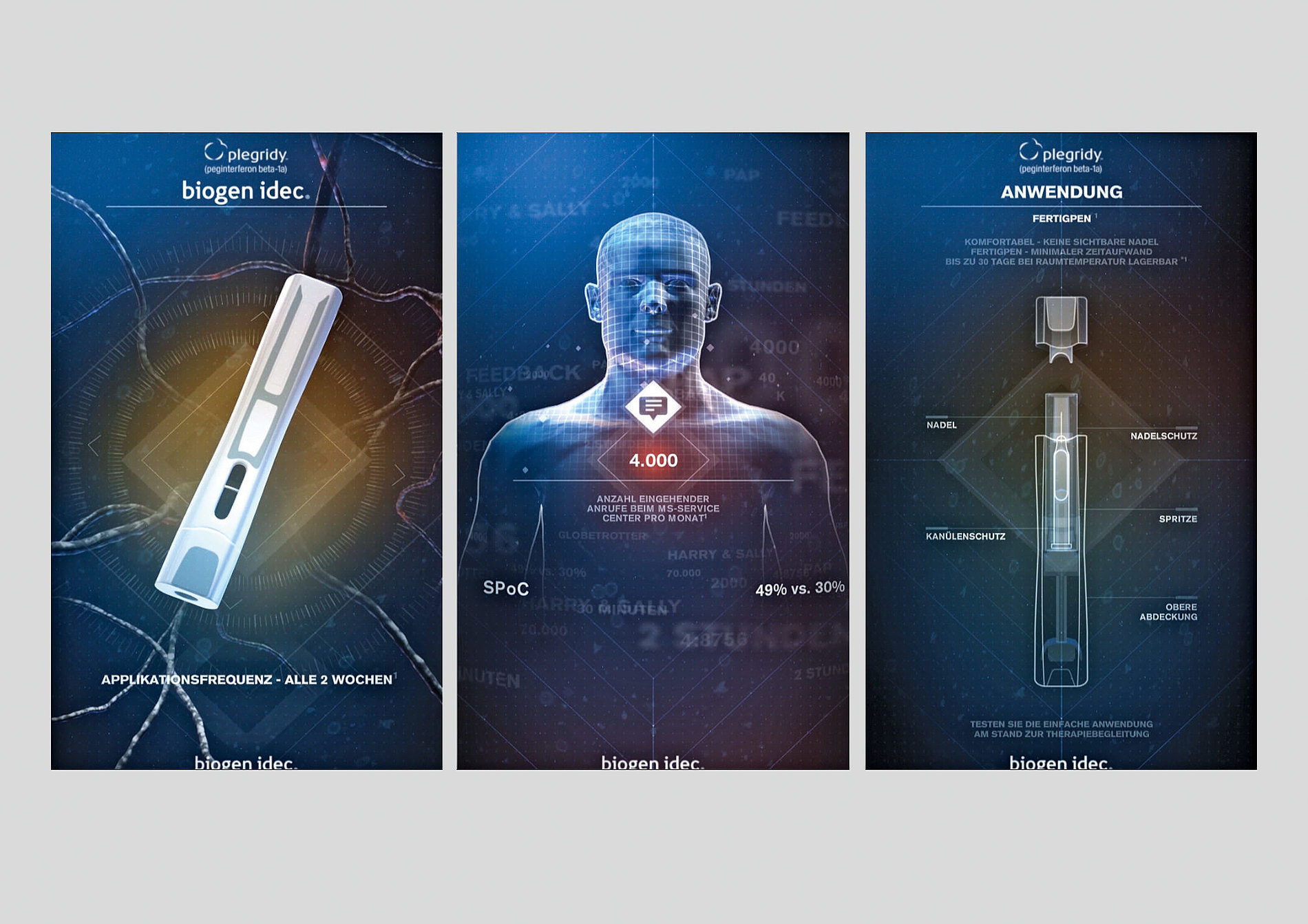 Biogen Idec | Red Dot Design Award