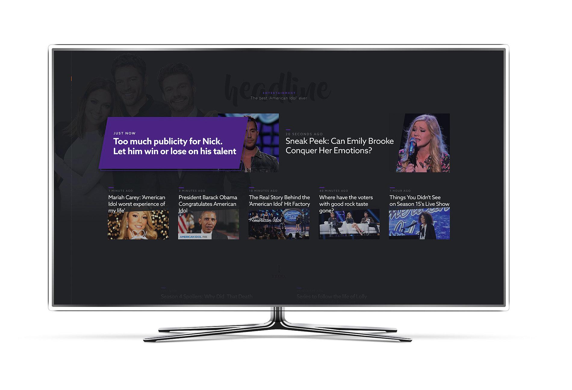 AWARE TV | Red Dot Design Award