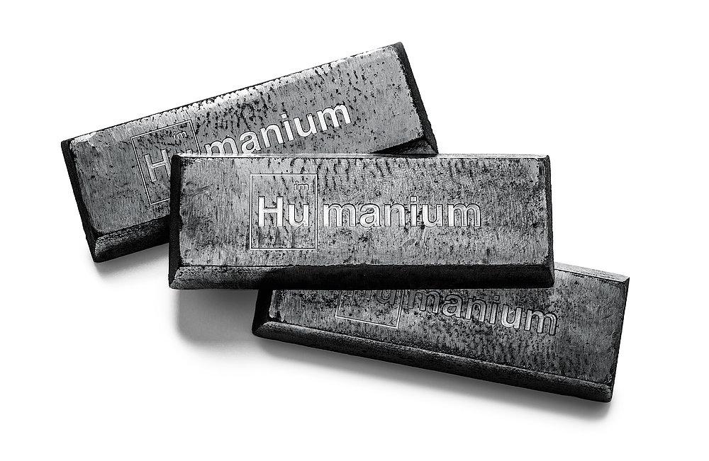 The Humanium Metal Initiative   Red Dot Design Award