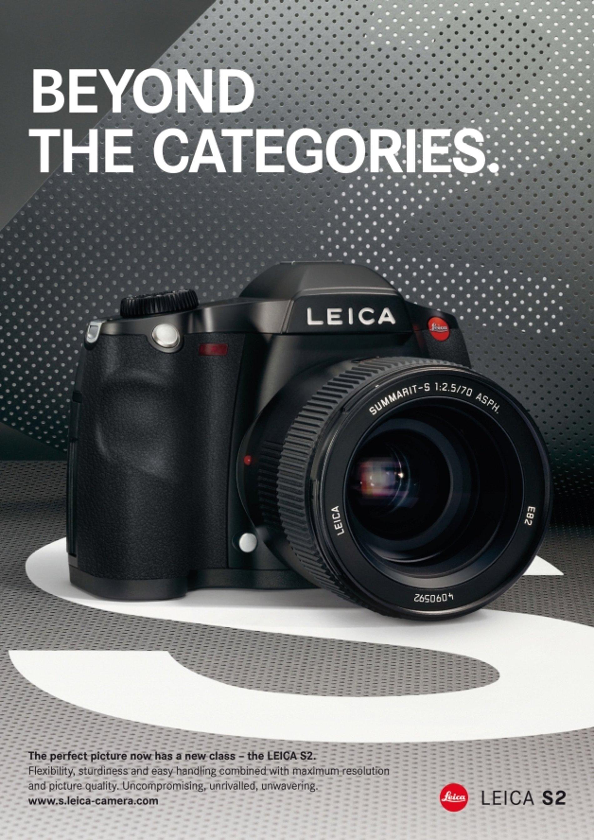 Leica S2 | Red Dot Design Award