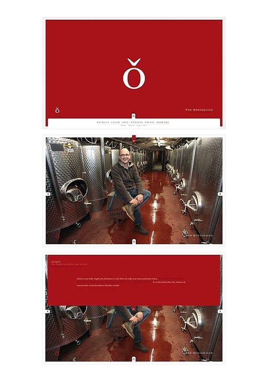 Weingut von Othegraven | Red Dot Design Award