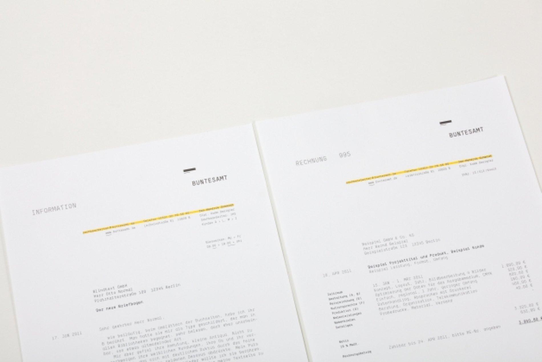 BUNTESAMT | Red Dot Design Award