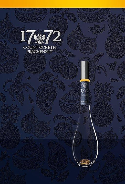 1772 Count Coreth Prachensky | Red Dot Design Award