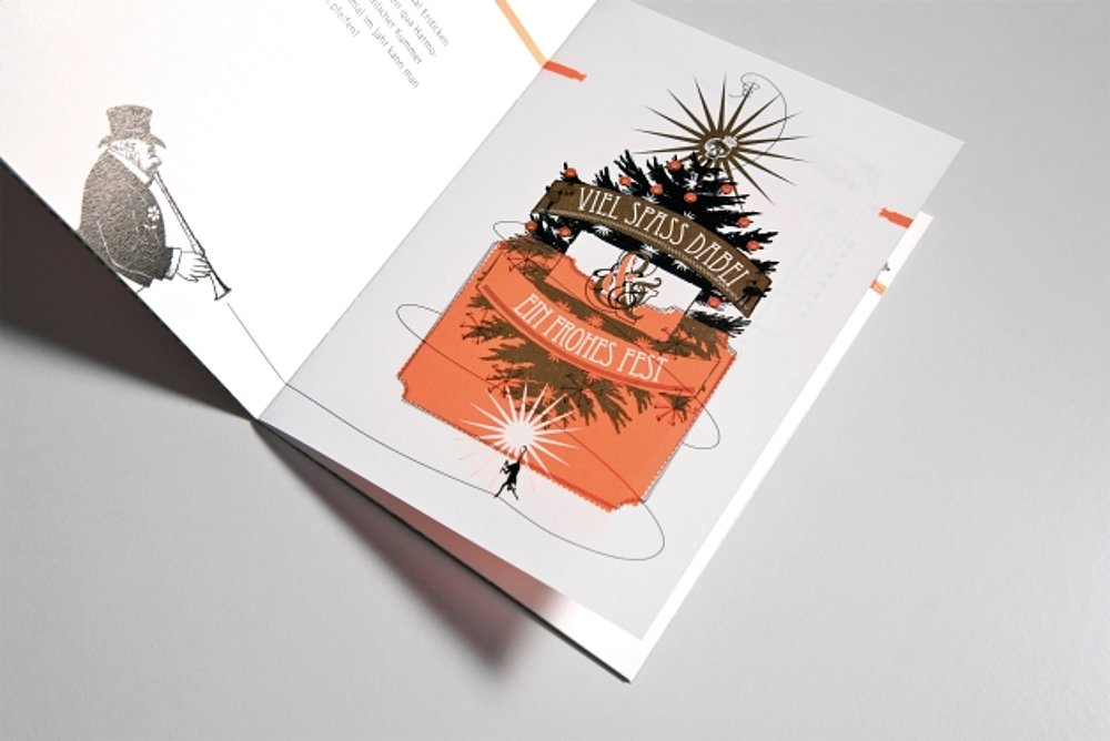 Christmas greeting | Red Dot Design Award
