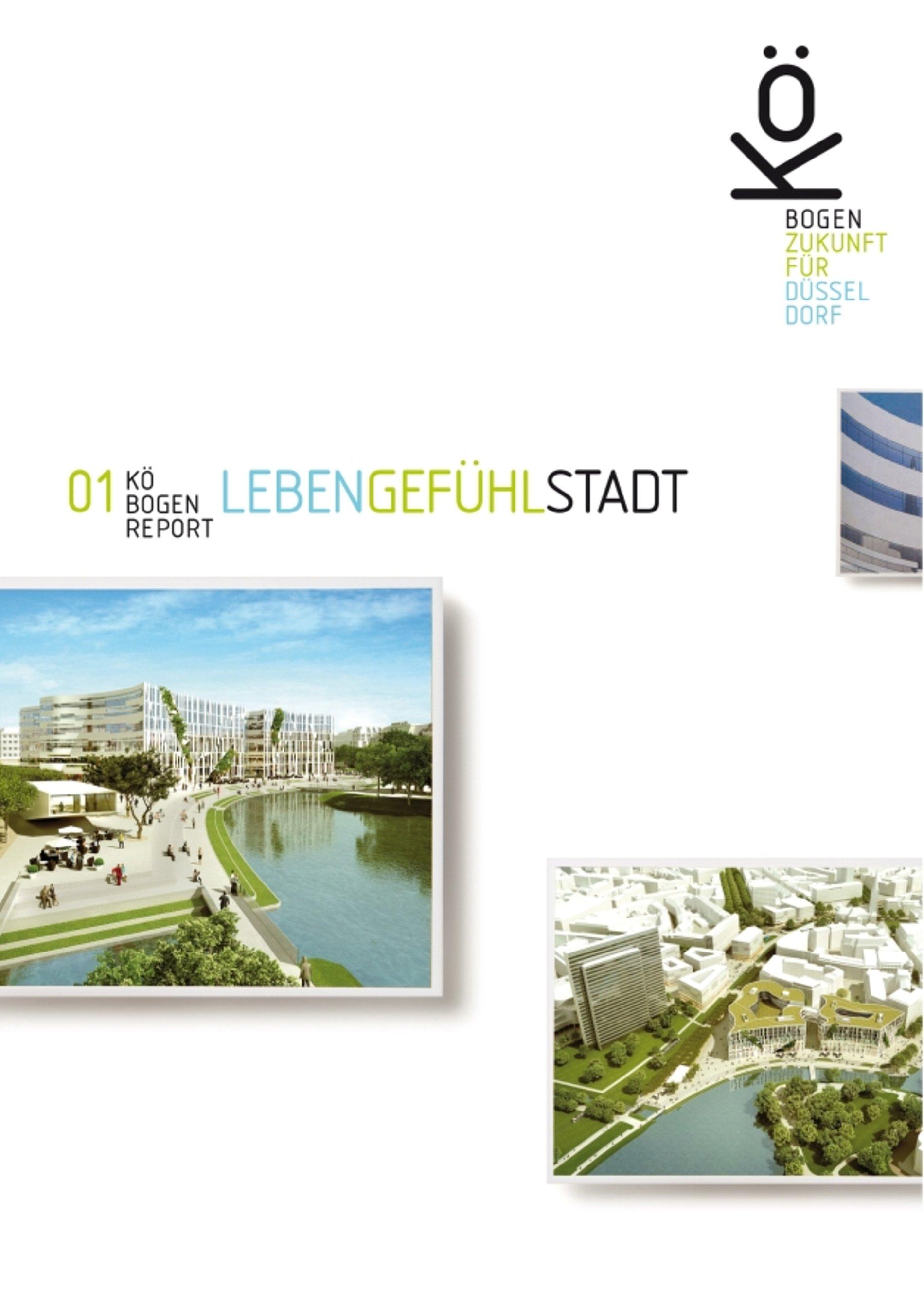 Kö-Bogen Düsseldorf | Red Dot Design Award