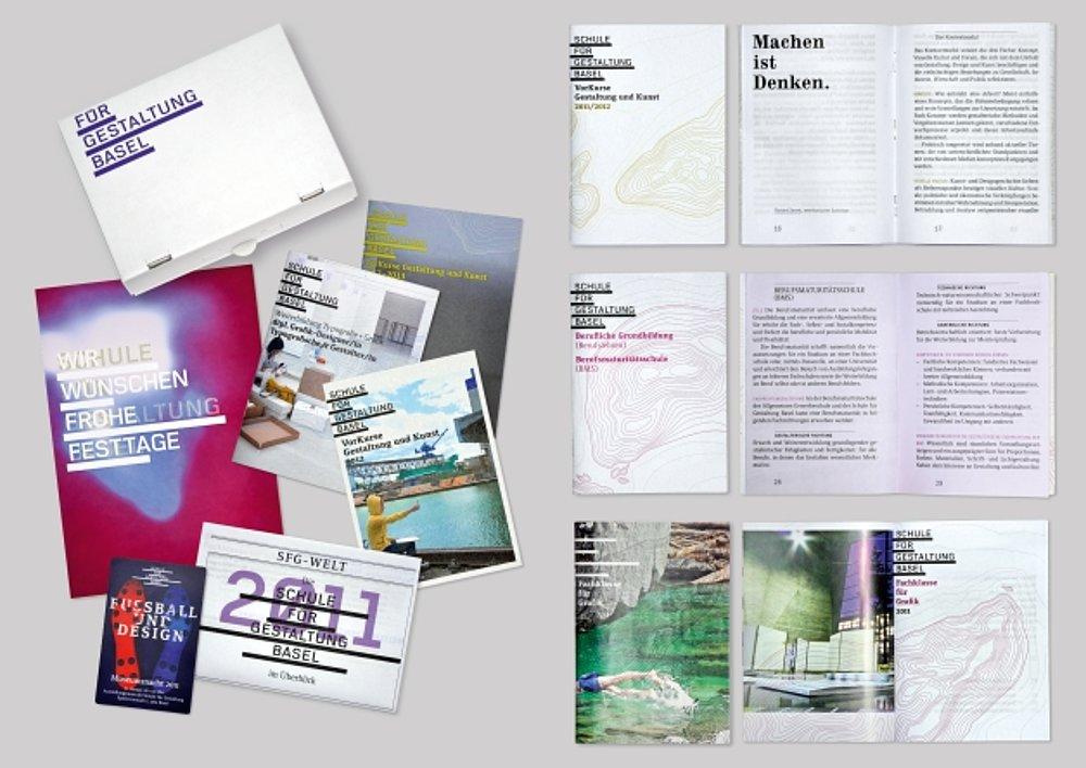 Schule für Gestaltung Basel | Red Dot Design Award
