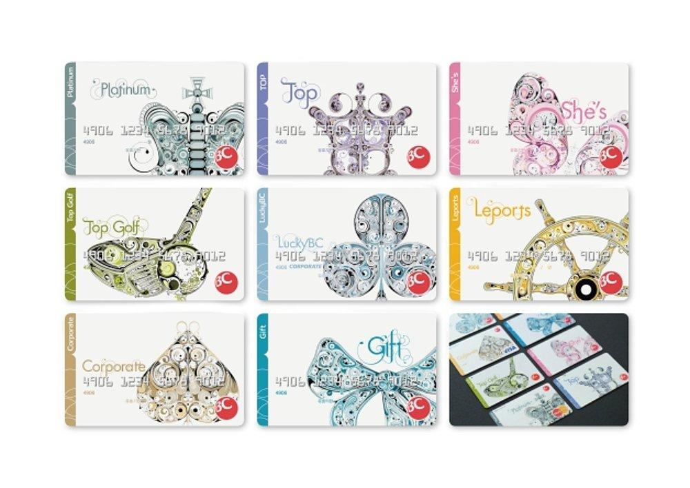 Beyond British-style Card | Red Dot Design Award