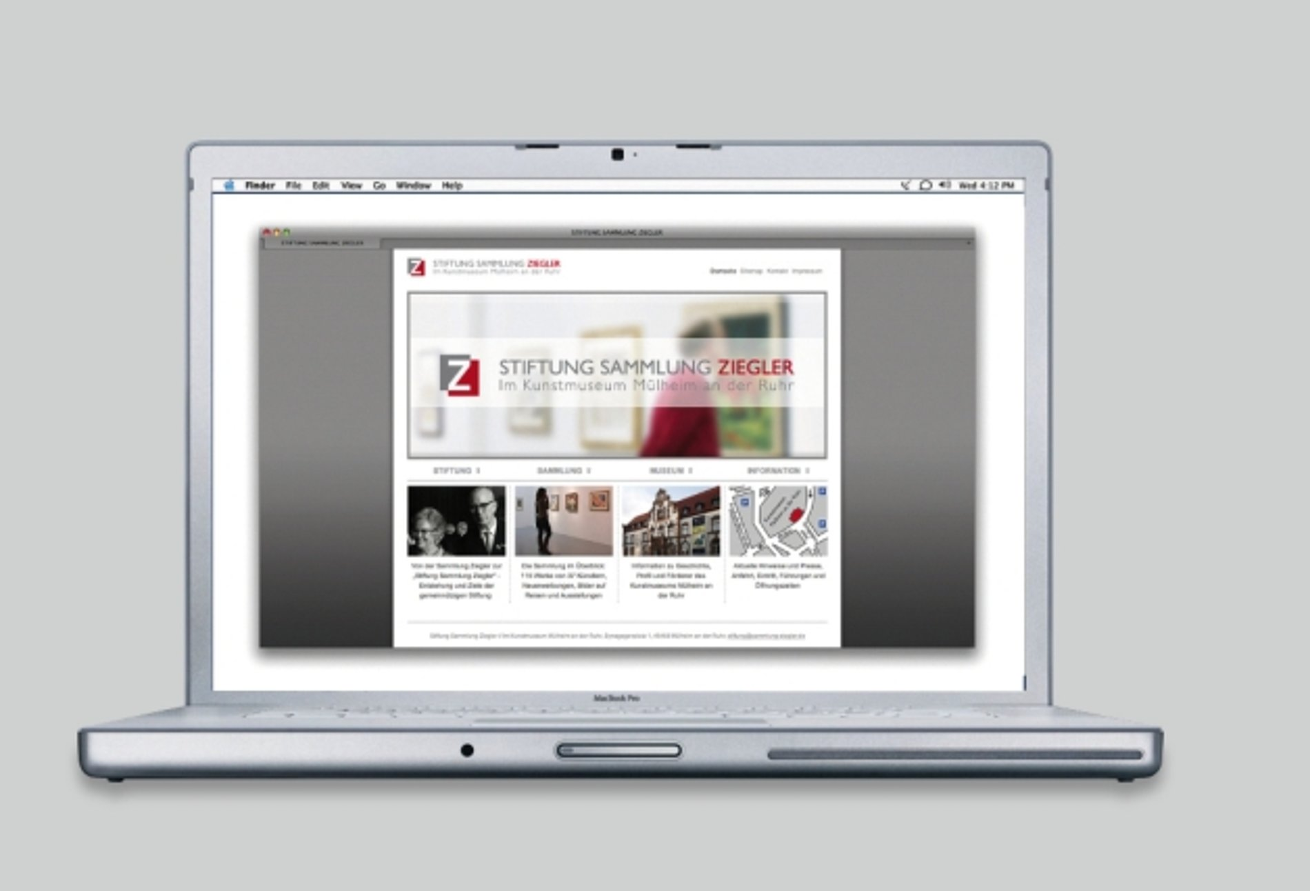 Stiftung Sammlung Ziegler | Red Dot Design Award