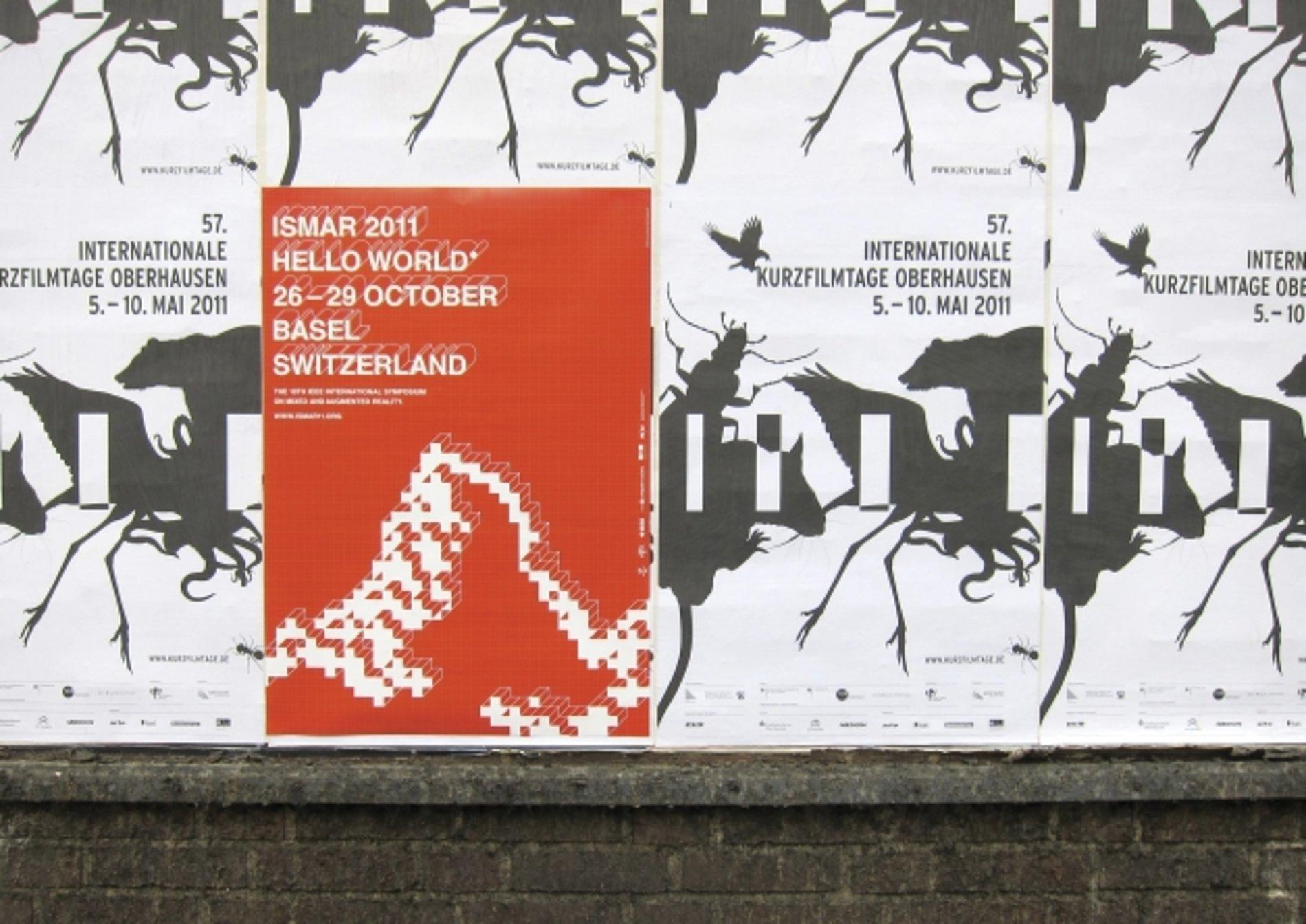 ISMAR 2011 | Red Dot Design Award