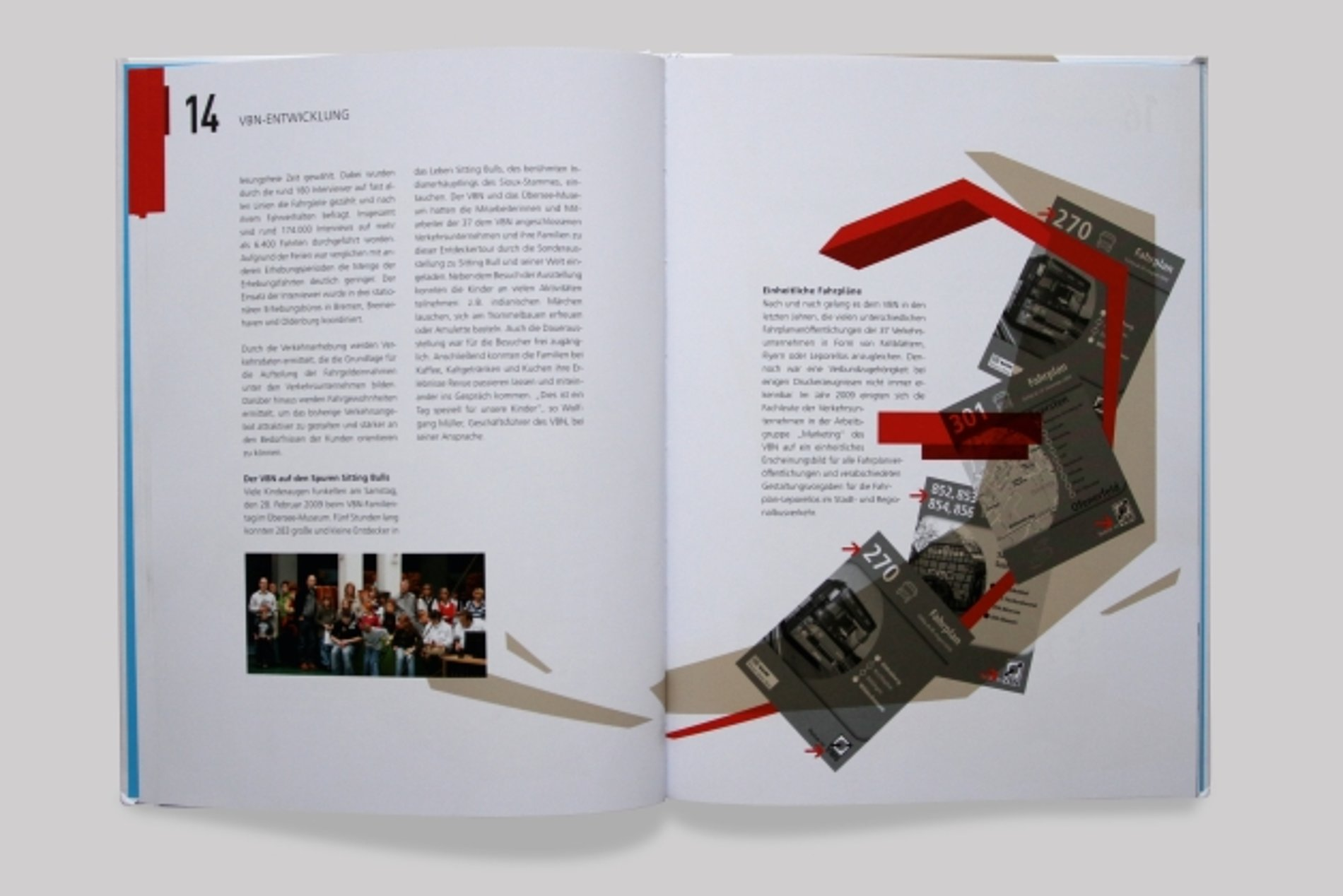 Verbundbericht 2009 | Red Dot Design Award