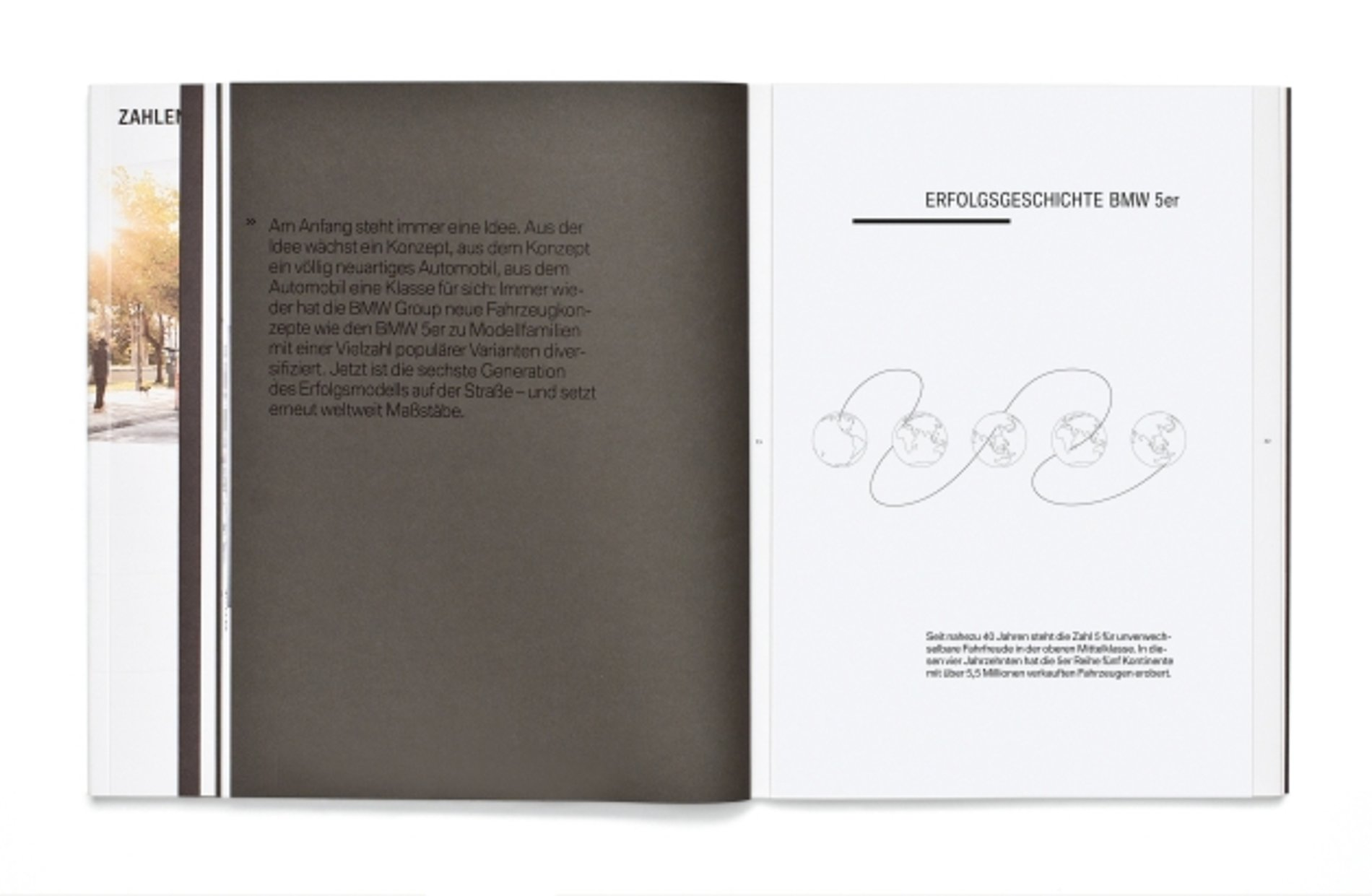 BMW Group Annual Report 2010   Red Dot Design Award