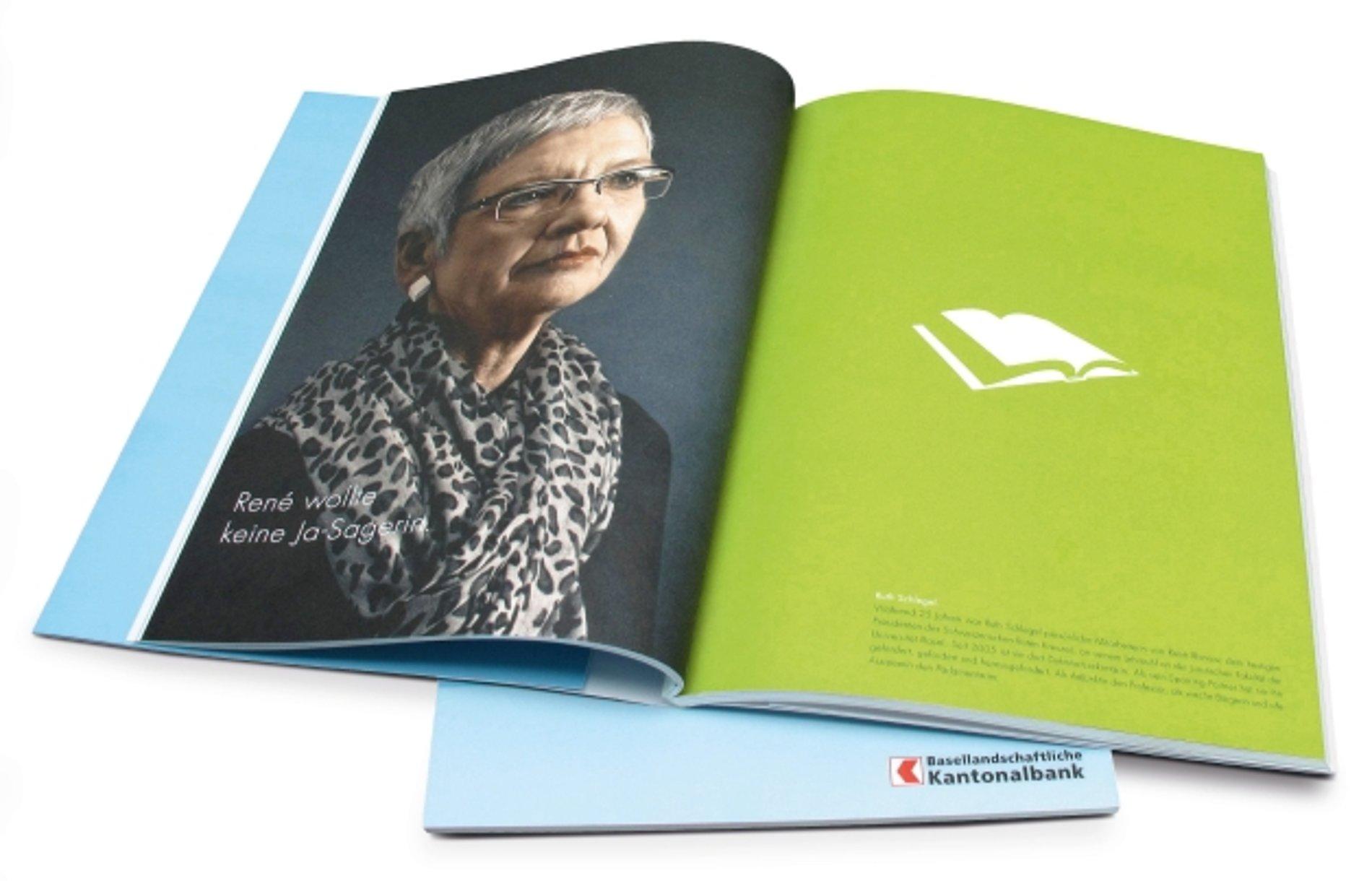 Der Sparring Partner zum Erfolg – Geschäfts- und Nachhaltigkeitsbericht 2010 | Red Dot Design Award