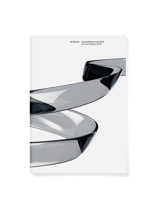 akf bank Annual Report 2010 | Red Dot Design Award