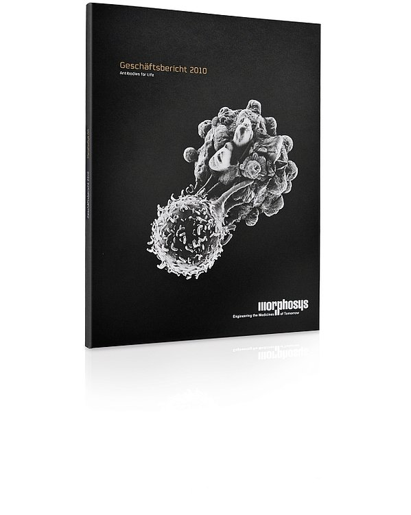 Antibodies for Life | Red Dot Design Award