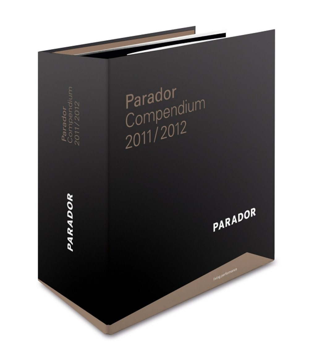 Parador Compendium | Red Dot Design Award