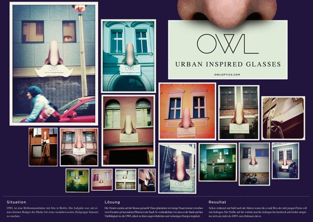 OWL Optics   Red Dot Design Award