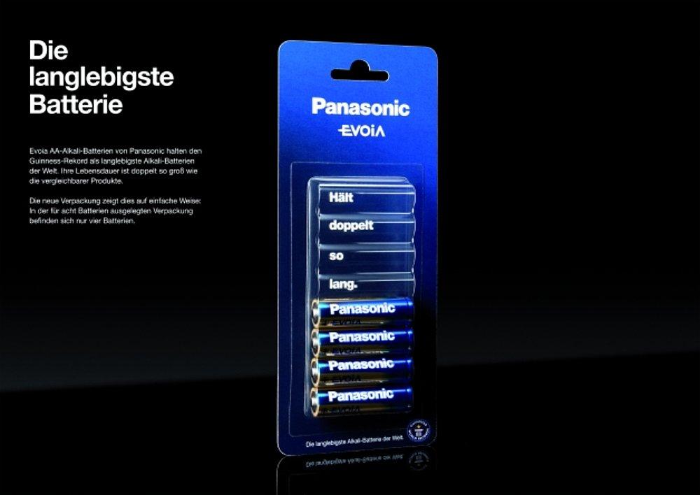 Die langlebigste Batterie | Red Dot Design Award